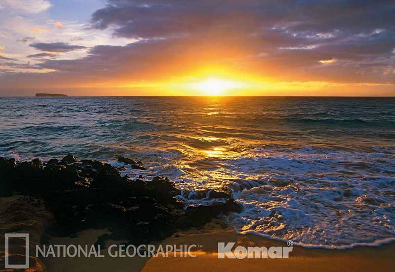 Fototapeten National Geographic : National Geographic Wall Murals Beach