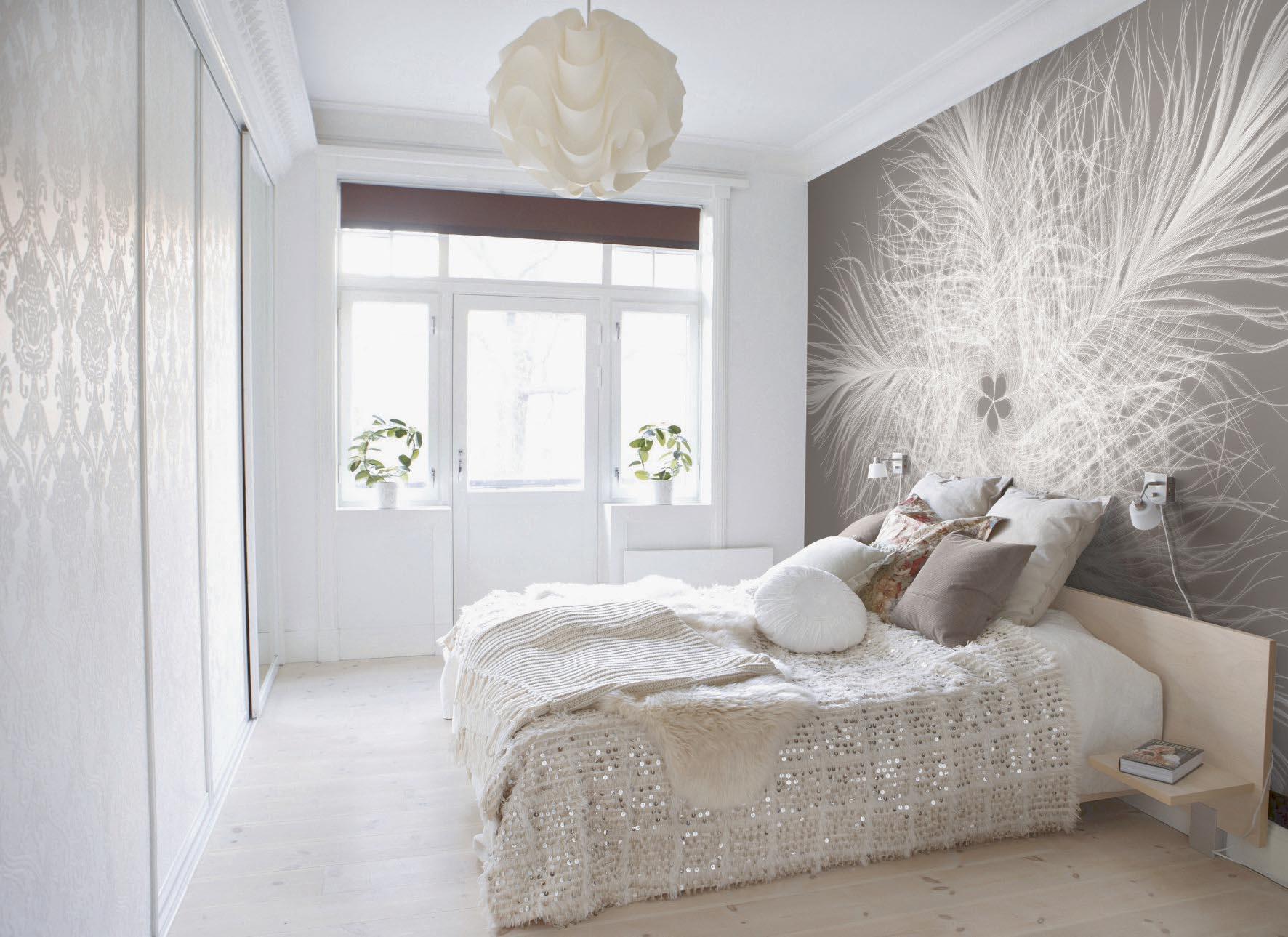 Muster tapete für schlafzimmer – sehremini